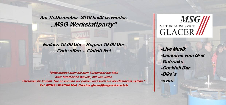 MSGWerkstattparty2018