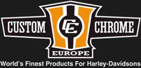 Custome Chrome World's finest Products for Harley-Davidsons