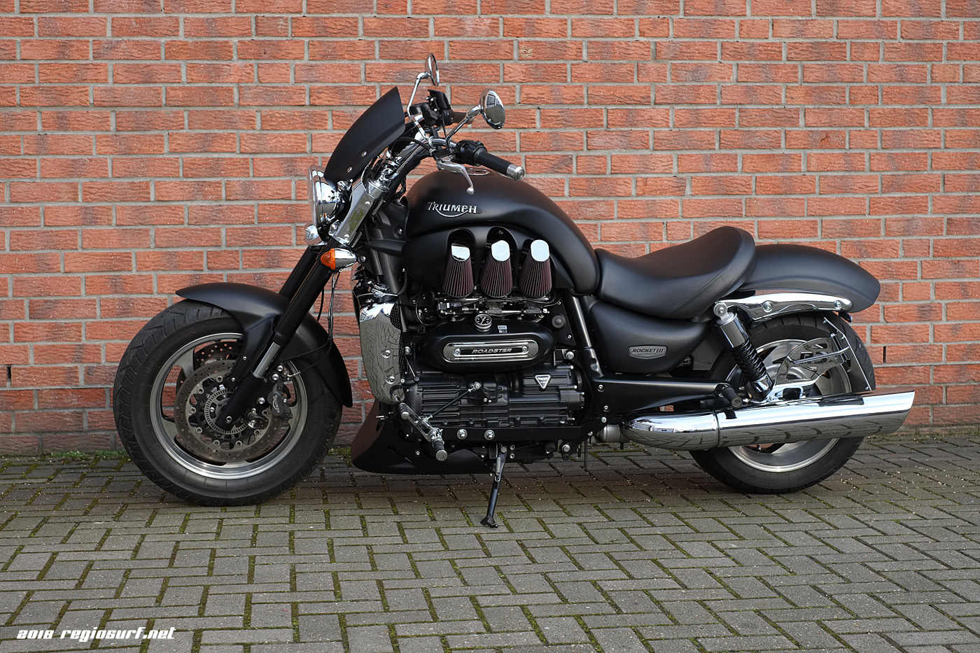 Triumph Rocket Iii Tuning English